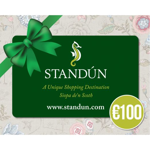 Standún Postal Gift Card: €100