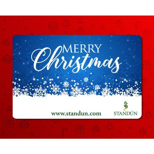 Standún eGift Card: Happy Christmas