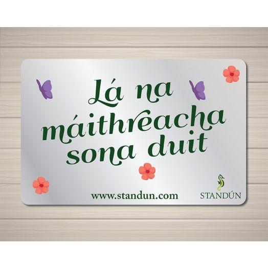 Standún eGift Card: La na Maithreacha