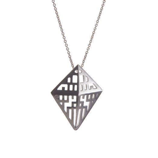 Miriam Wade | Sterling Silver Auriga Pendant