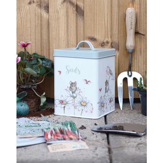 Wrendale | Seed Gardening Tin