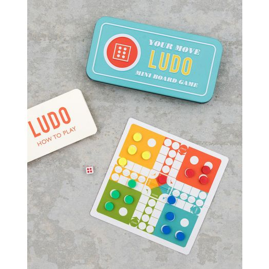 Rex London | Travel Ludo Game