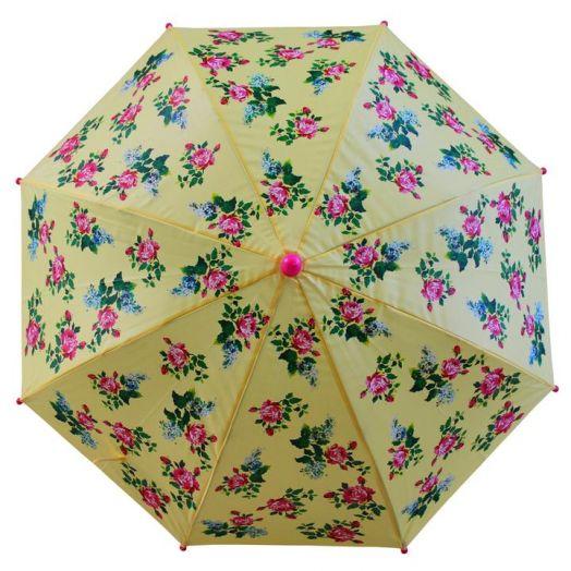 Powell Craft | Lemon Floral Umbrella