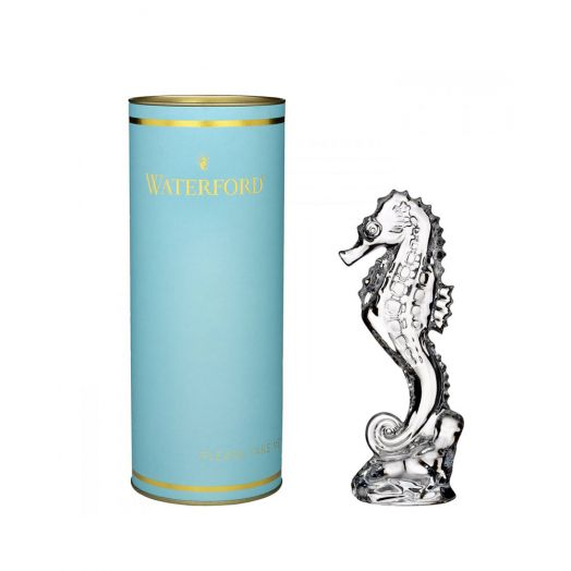 Waterford Crystal   Giftology Seahorse Collectible