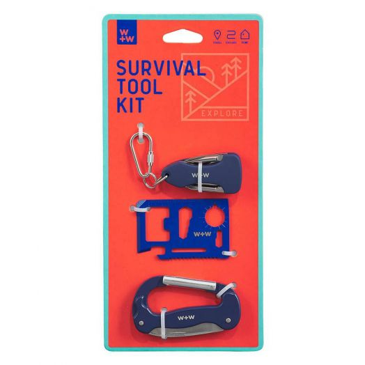 Wild and Wolf | Survival Tool Kit