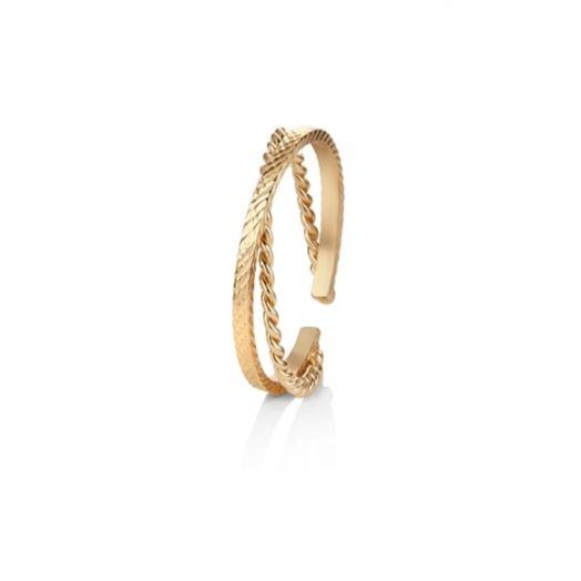 Newbridge Silverware|Rope Style Twist Ring