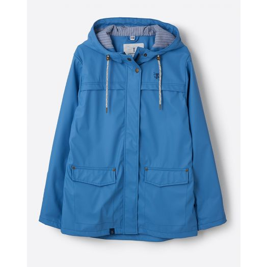 Lighthouse   Bowline Waterproof Jacket- Marine Blue