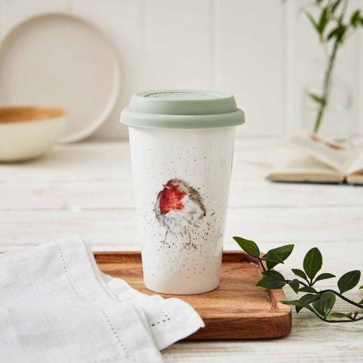Wrendale | Garden Friend Travel Mug