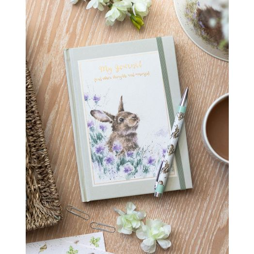 Wrendale | Bunny Gratitude Journal